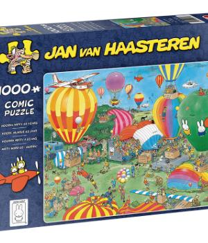 Hoera, Nijntje 65 jaar - Jan Van Haasteren - Puzzel Jumbo 1000 stuks