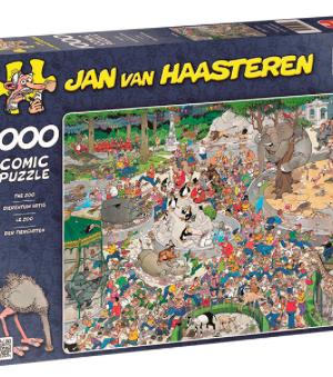 Dierentuin Artis - Jan Van Haasteren - Puzzel Jumbo 1000 stuks