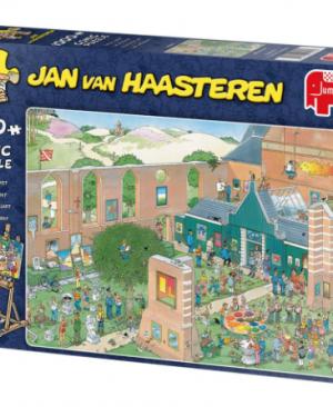 De Kunstmarkt - Jan Van Haasteren - Puzzel Jumbo 1000 stuks