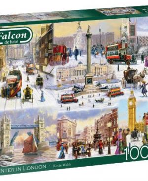 Falcon A Winter in London