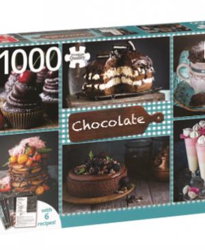 Chocola - Jumbo - Puzzel 1000 stuks