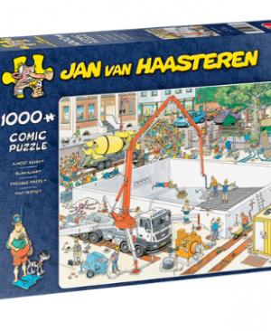 Bijna klaar - 20037 Jumbo - Puzzel 1000 stuks