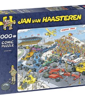 Grand Prix - 19093 Jumbo - Puzzel 1000 stuks