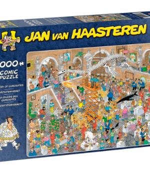 Rariteitenkabinet- Jan Van Haasteren - jumbo puzzel 3000 stuks