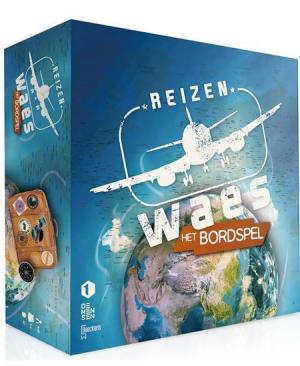 Reizen Waes – bordspel
