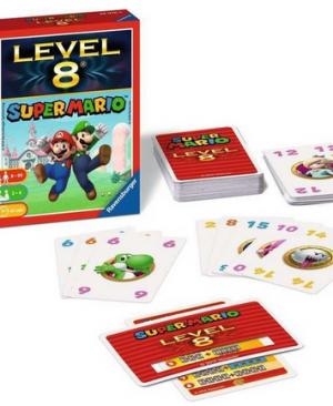 Ravensburger Mario Level 8 - kaartspel