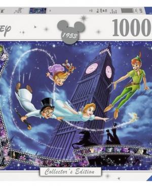 Ravensburger puzzel Disney Peter Pan - Legpuzzel - 1000 stukjes