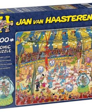 Jan Van Haasteren - Acrobaten Circus - 1000 stuks