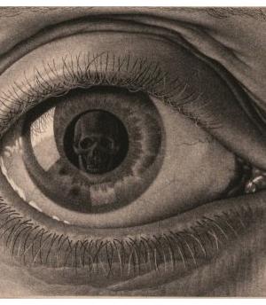 M.C. Escher - Oog - 1000 stukjes