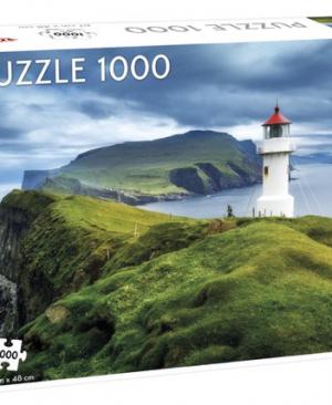 Faroe Islands - Puzzel Tactic 1000 stuks - 56748