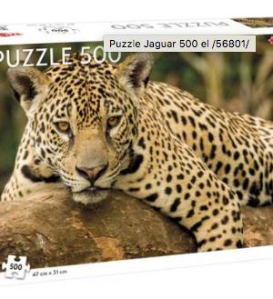 Jaguar - puzzel 500 stuks - Tactic 56801
