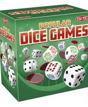Popular Dice Games - Tactic