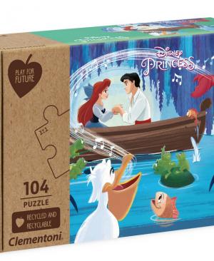 Disney Little Mermaid - 104 stukjes - Clementoni 27152