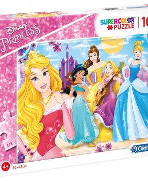 Princess - Clementoni 23714 - puzzel 104 stuks