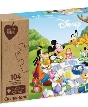 Disney Mickey classic - puzzel 104 stuks - Clementoni 27153