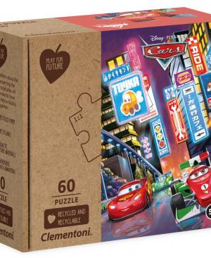 Cars - puzzel 60 stuks - Clementoni 26999