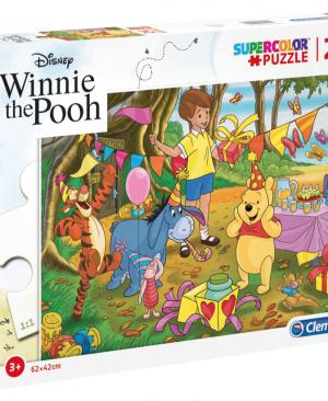 Winnie the Pooh - puzzel 24 stuks - Clementoni 2420