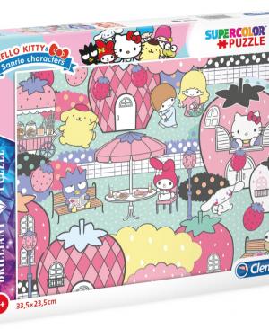 Brilliant Hello Kitty - puzzel 104 stuks - Clementoni 20172