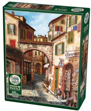 Ceramica - puzzel 1000 stuks - Cobble Hill 80020