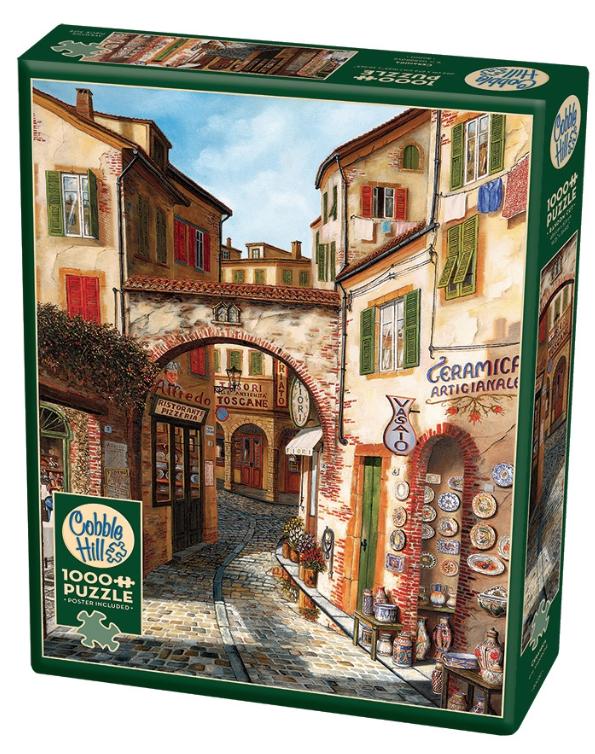 Ceramica – puzzel 1000 stuks – Cobble Hill 80020