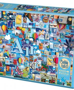 Air - puzzel 1000 stuks - Cobble Hill 80170