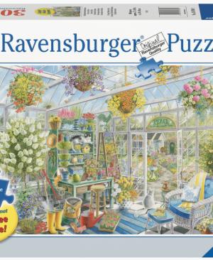 Bloeiende tuinkas - puzzel 300 stuks - Ravensburger 167869