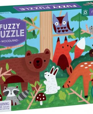 Fuzzy - puzzel 42 stuks - Mudpuppy 356071