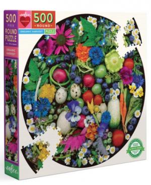 Organic harvest - puzzel 500 stuks - eeBoo 1103