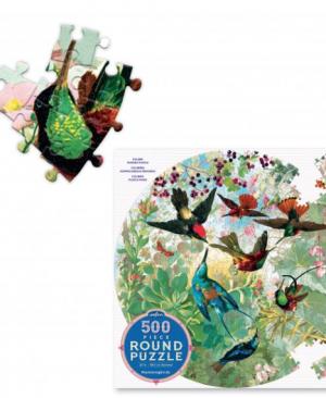 Hummingsbirds - puzzel 500 stuks - eeBoo 7793