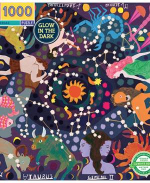 Zodiac - puzzel 1000 stuks - eeBoo 6581
