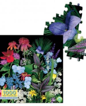 Summer garden - puzzel 1000 stuks - eeBoo 9223