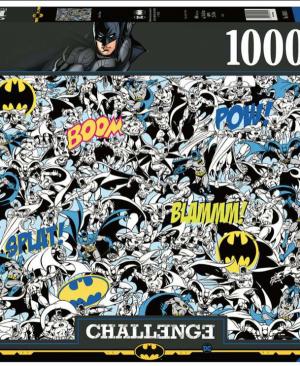 Batman Challenge - puzzel 1000 stuks - Ravensburger 5131