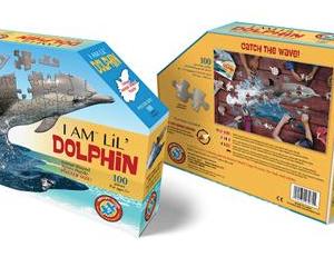 I am lil' Dolhin - puzzel 100 stuks - DAM 6