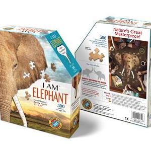 I am Elephant - puzzel 300 stuks - DAM 17