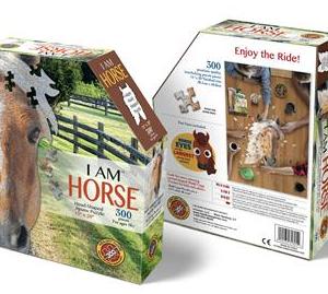 I am Horse - puzzel 300 stuks - DAM 6