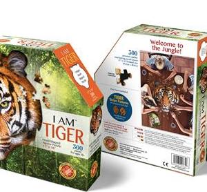 I am Tiger - puzzel 550 stuks - DAM 5