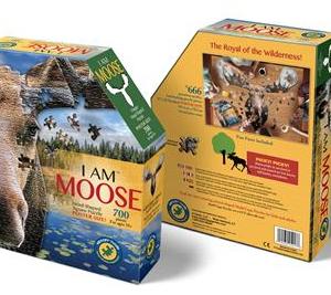 I am Moose - puzzel 700 stuks - DAM 6