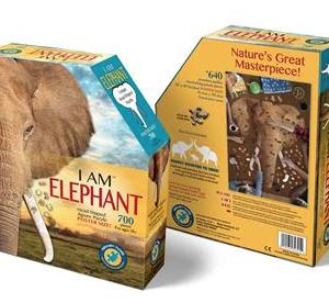 I am Elephant - puzzel 700 stuks - DAM 7