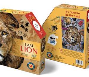 I am Lion - puzzel 550 stuks - DAM 1