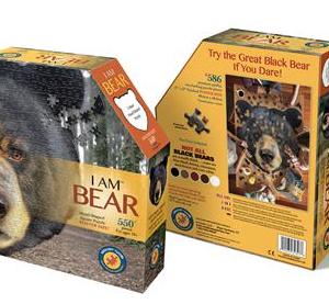 I am Bear - puzzel 550 stuks - DAM 4