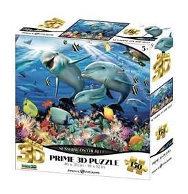 Zonneschijn op het rif - puzzel 150 stuks - DAM 821