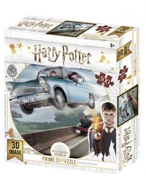 Harry Potter/ Ford Anglia - puzzel 500 stuks -madd Capp 512