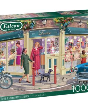 The hairdressers - puzzel 1000 stuks - Falcon 11323