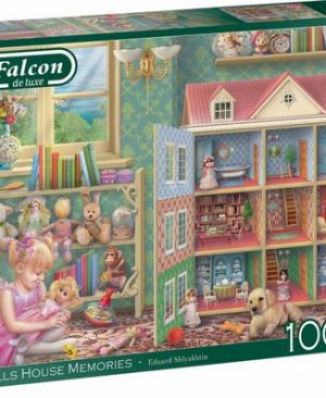 Dolls house memories - puzzel 1000 stuks - Falcon