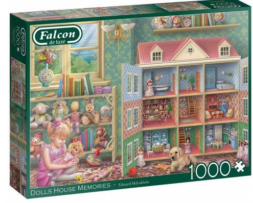 Dolls house memories – puzzel 1000 stuks – Falcon
