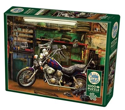 Chopper – puzzel 1000 stuks – Cobble Hill
