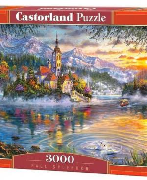 Fall splendor - puzzel 3000 stuks - Castorland
