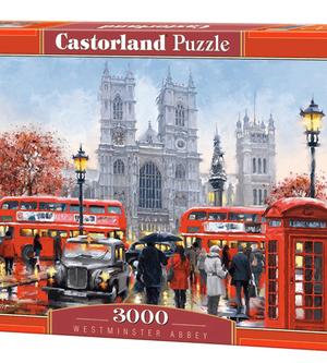 Westminster Abbey - puzzel 3000 stuks - Castorland