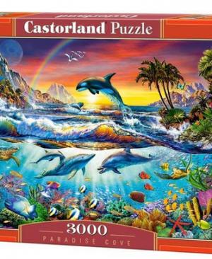 Paradise Cove - puzzel 3000 stuks - Castorland
