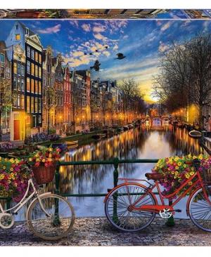 Amsterdam - puzzel 2000 stuks - Educa 17127